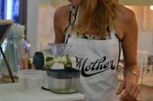 mother cold-pressed
