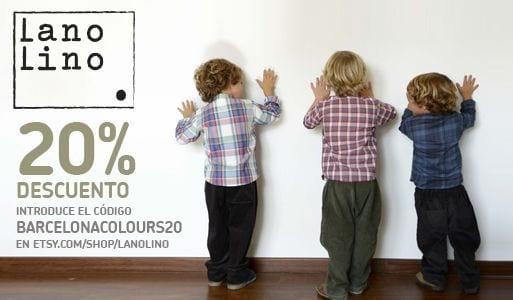 Lanolino, ropa cómoda para bebés y niños