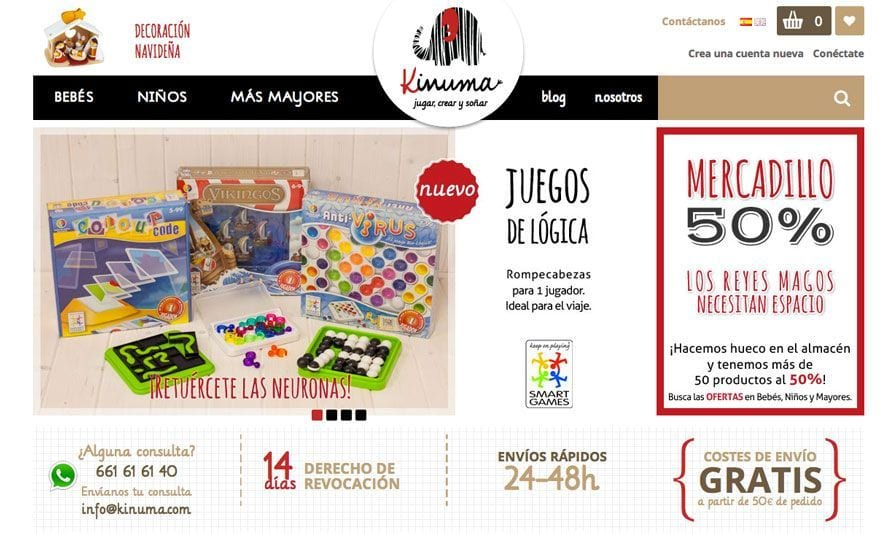 Las mejores tiendas de juguete on-line de Barcelona