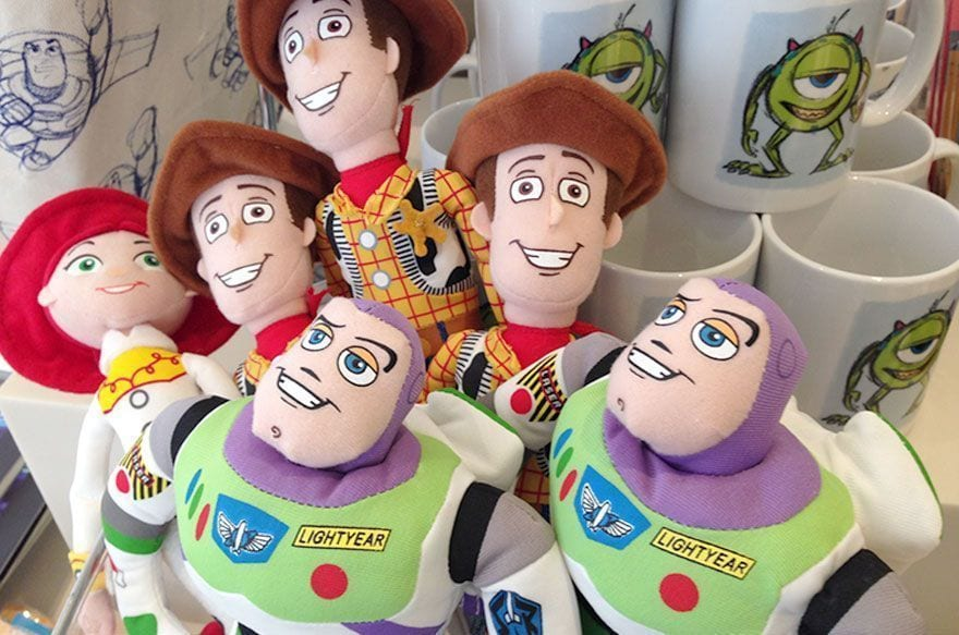 Exposición Pixar en CaixaForum. Sorteo de entradas