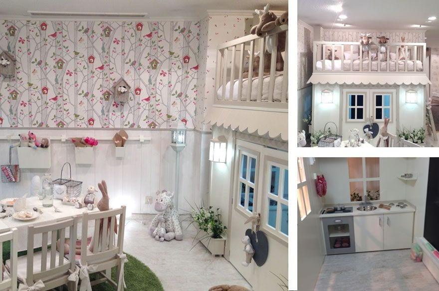 Piccolo mondo muebles infantiles con estilo barcelona colours - Muebles infantiles barcelona ...