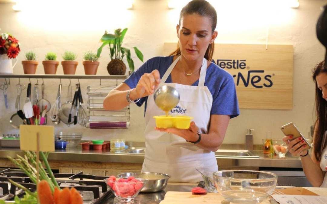 Taller de cocina con Samantha Vallejo- Nájera y NaturNés