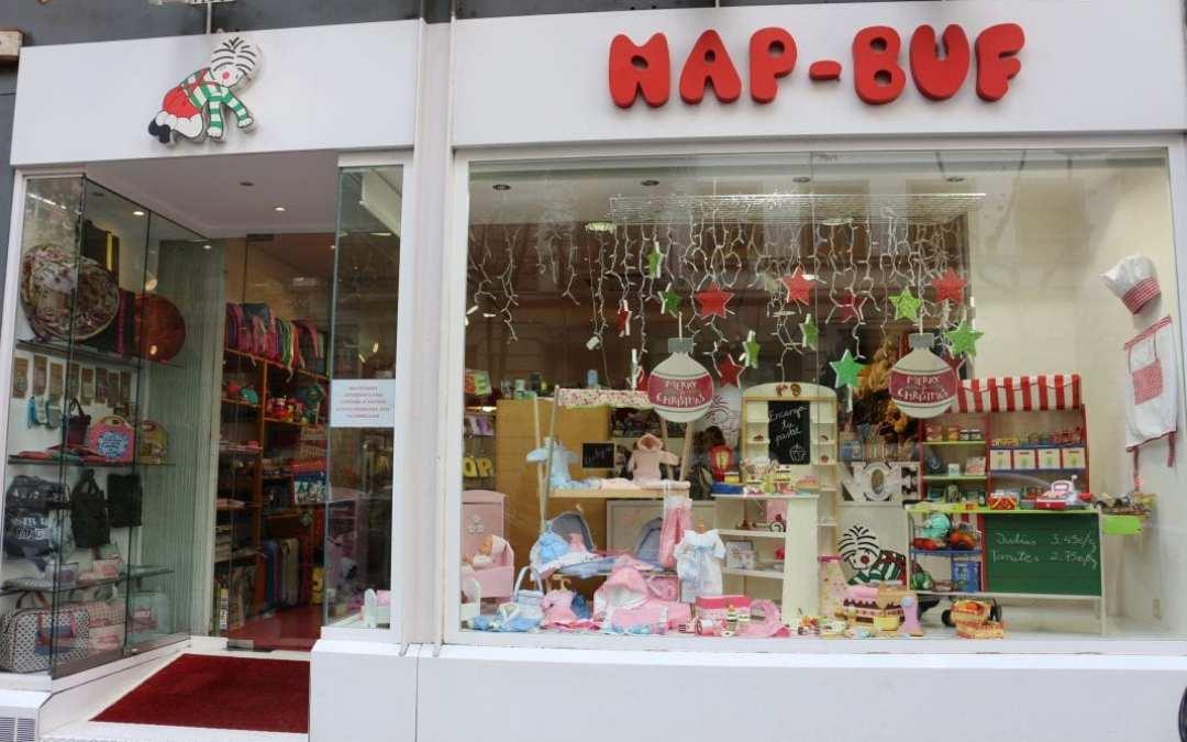 NAP-BUF, juguetes de toda la vida