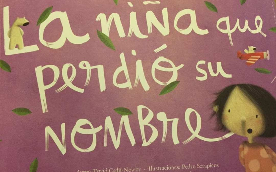 Lost my name, libro personalizado