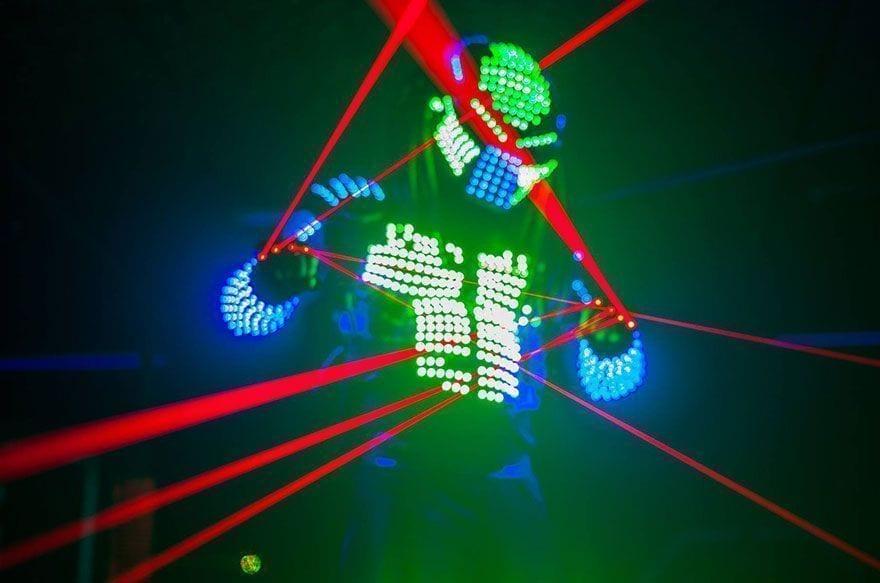 laser para niños barcelona   cumpleaños infantil divertido