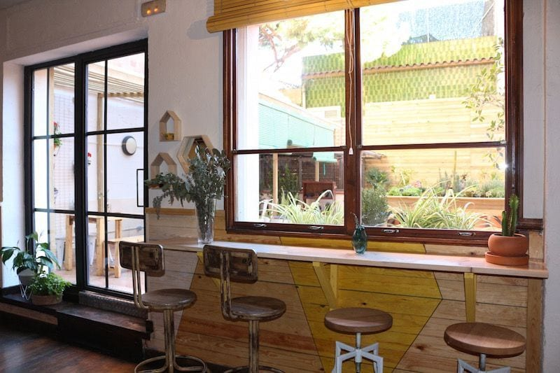 La vecina, un restaurante con terraza perfecto para familias