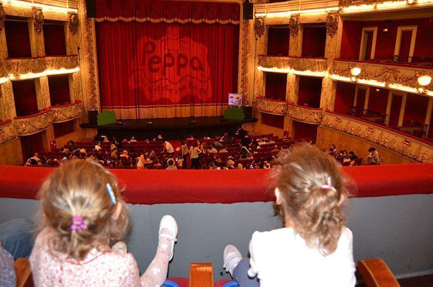 Los mejores teatros en Barcelona para niños