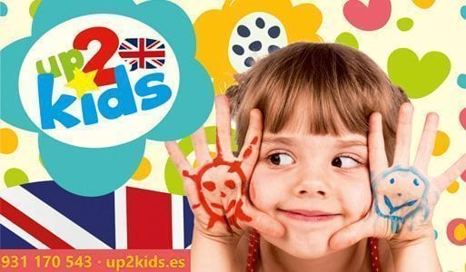 "Sorteo Up2kids, ""The Smart School of English"""