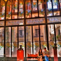 The Palau de la Musica: The Luis Millet Hall