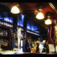 El bar rojo