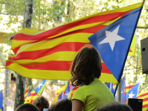 """You're with us or you're against us"" – The competing narratives of the Catalan Referendum"