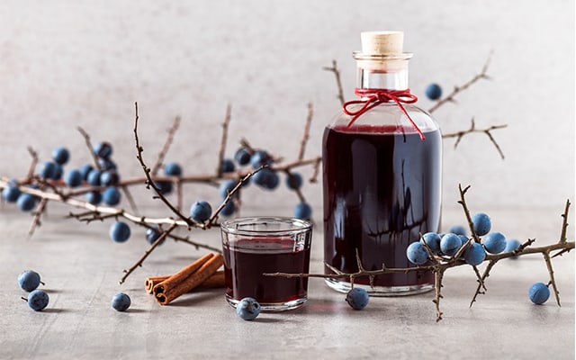 Slowly does it: why you can't hurry a sloe gin