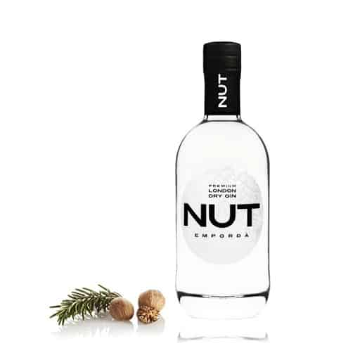 NUT gin: the clue is in the name!