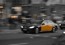 Taxi service Barcelona