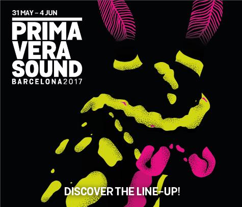 primavera sound barcelona 2017 lineup