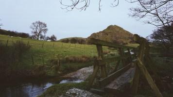 Hiking to Chrome Hill