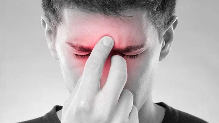 Cómo aliviar una nariz congestionada
