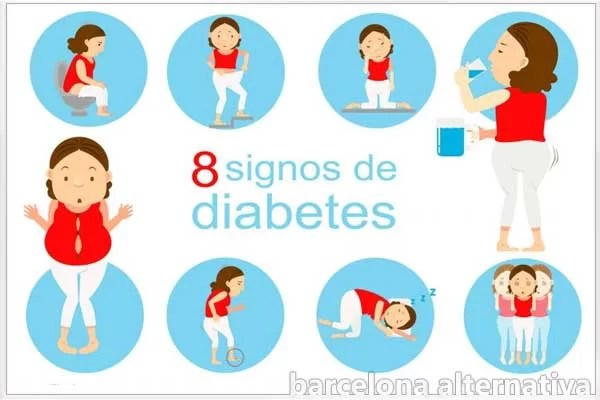 Alerta primeros síntomas de diabetes