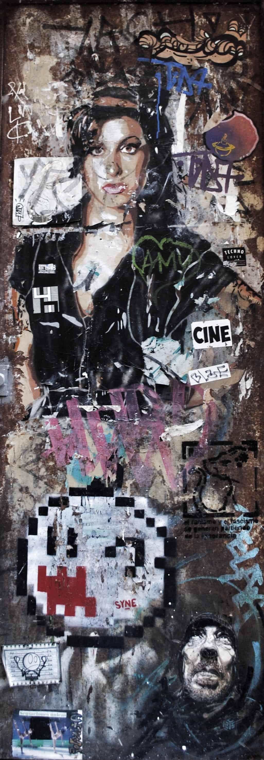 Barcelona Graffiti And Street Art Barcelona Navigator