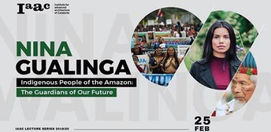 Nina Gualinga Lecture