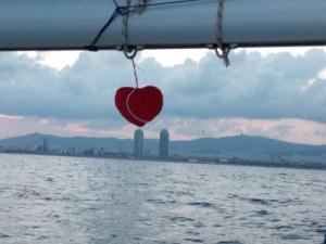 Barcelona sail Love Boat