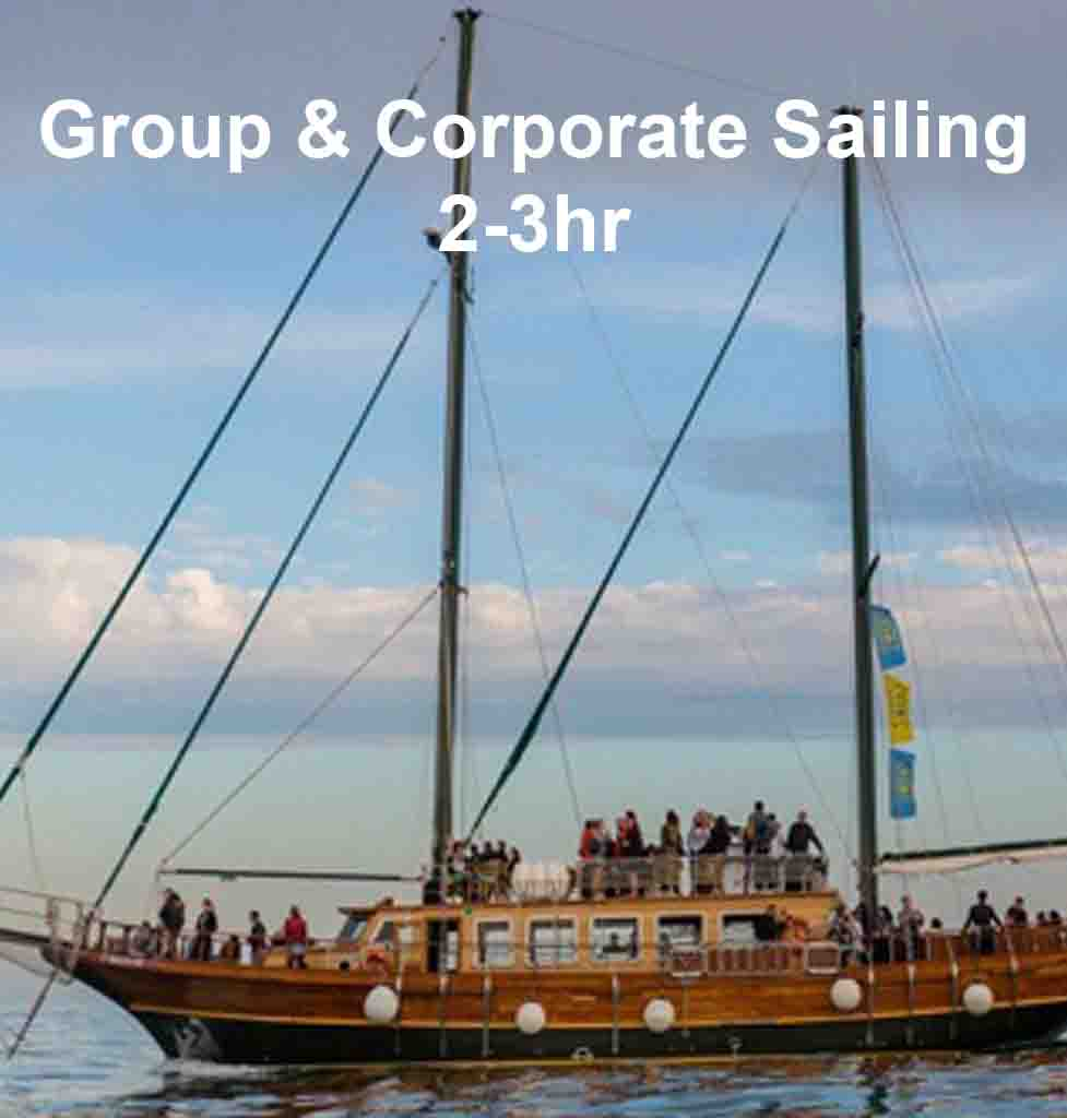 Corporate sail tours Barcelona company boat tours barcelona large group tours barcelona