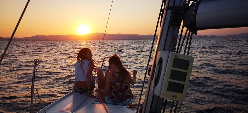 barcelonasail best sailing in barcelona