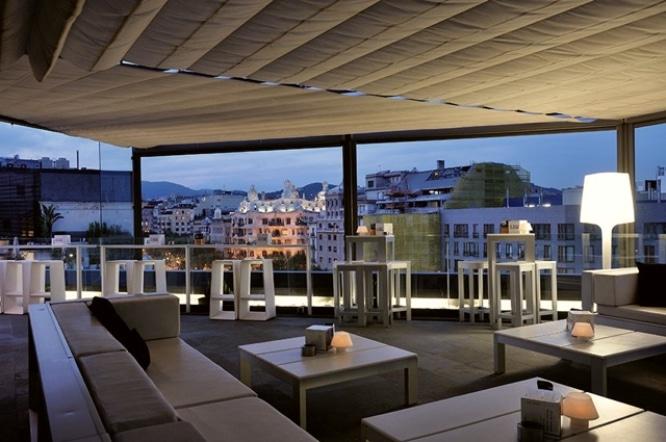 las terrazas con las mejores vistas de barcelona