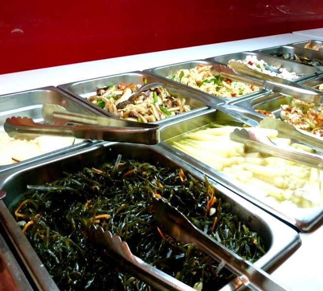 buffets libres en barcelona bwok