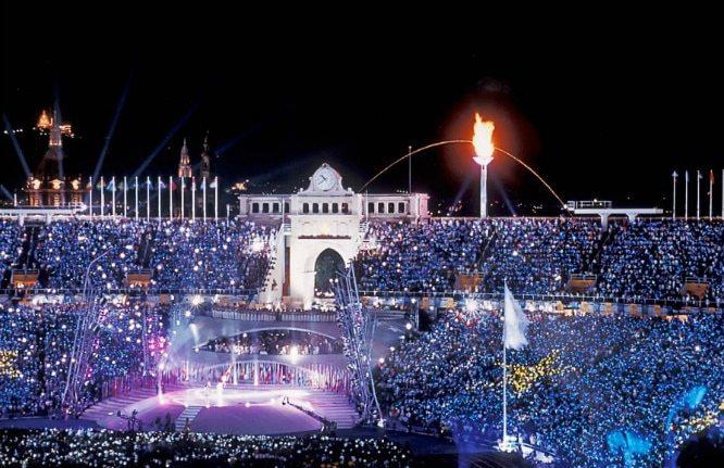 juegos olimpicos barcelona
