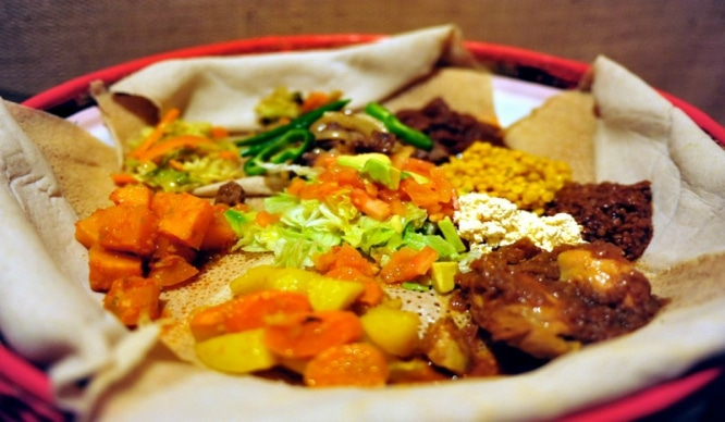 restaurantes africanos