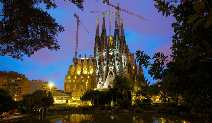 lugar de Barcelona
