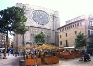 Plaça Del Pi
