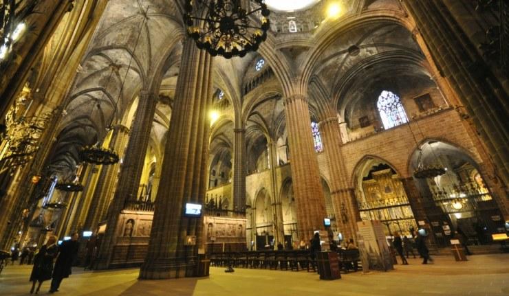 Hitler de la Catedral de Barcelona