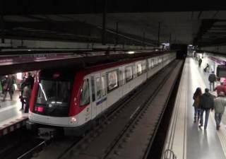transporte público en Barcelona