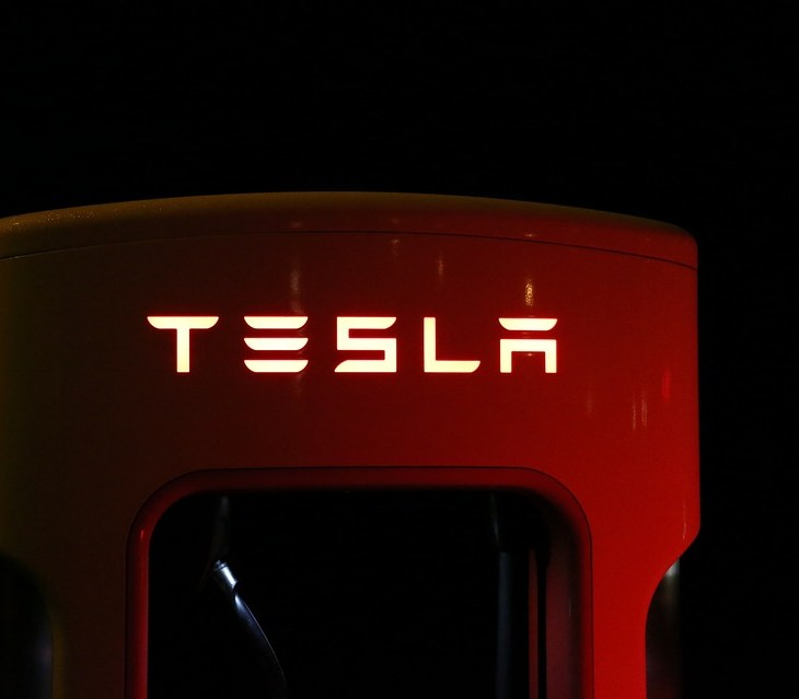 Electric Tesla Eco Battery Supercharger