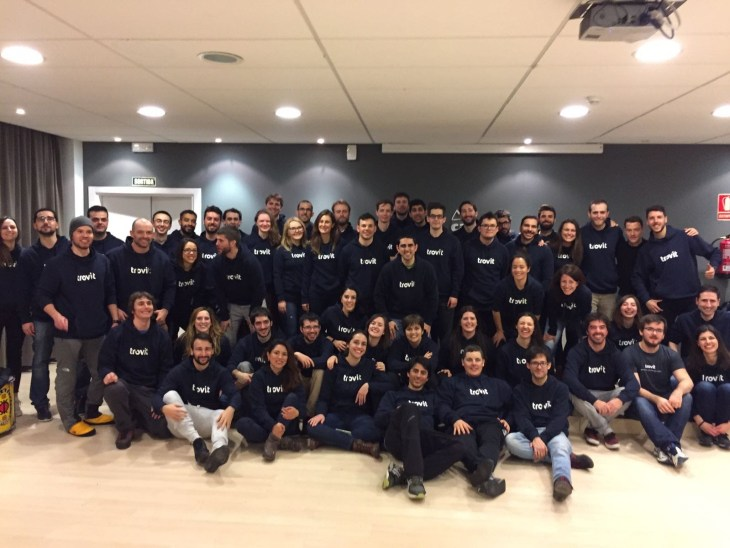 The Young Team of Barcelona Startup Trovit is Working on a Search Engine That's Present in 53 Countries