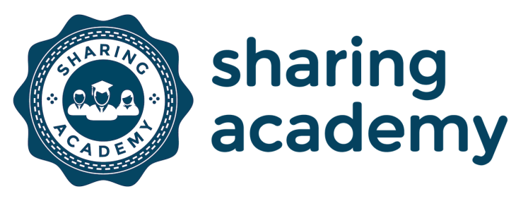 Sharing Academy - Pass All Your Exams - Barcelona Startup Logo