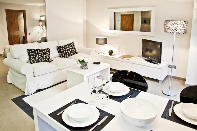 appartement design up suites