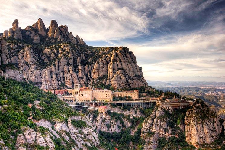 Mount Montserrat - Barcelona függetlenül