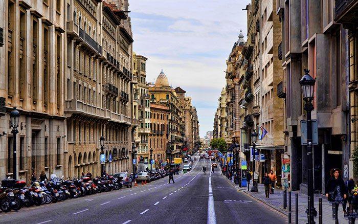 Metro - Barselona bağımsız olarak