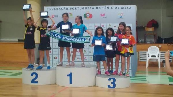 Susana Costa (atleta posicionada mais à direita)
