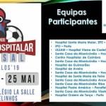 XV Torneio Inter Hospitalar de Futsal decorre entre março e maio f615eb763775a