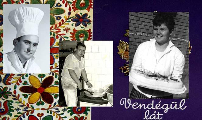Betekintés Kazincbarcika egykori vendéglátásába: az édességvarázslók műhelye