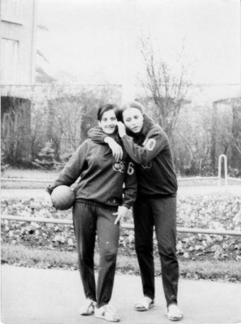 Varga-Kovács Mária és Bálint Erzsébet