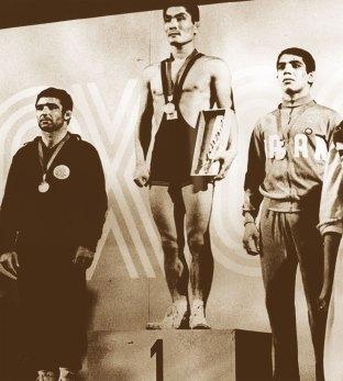 Maszaki Kaneko négy évvel később, a mexikói olimpián ért pályafutása csúcsára