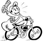 Több kilométernyi szakasszal bővül a városi kerékpárút-hálózat
