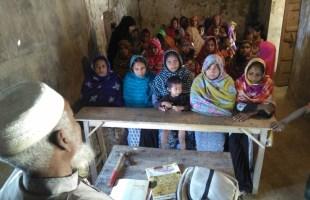 'নিরক্ষর থাকবোনা, দেশের বোঝা হবোনা'