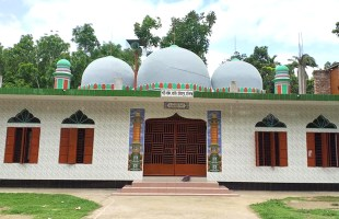 মানিকগঞ্জের সুপ্রাচীন পুরাকীর্তি মাচাইন মসজিদ