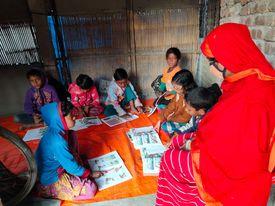 পরিশ্রমের গুণে সেলিনা বেগম আজ আত্মনির্ভরশীল